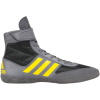 Wrestling Shoes adidas Combat Speed 5 Grey/Yellow/Black